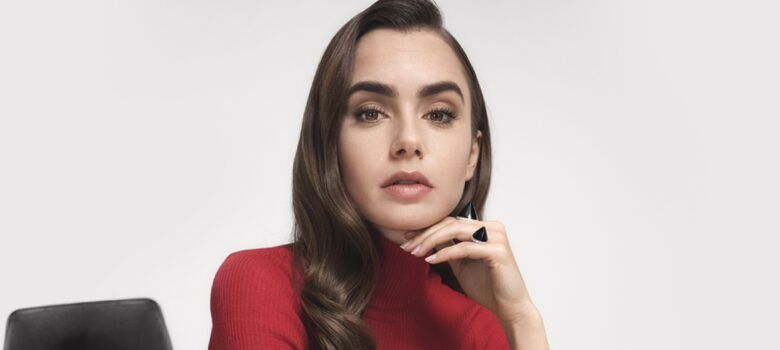 Lily is the New Face of Cartier Collection
